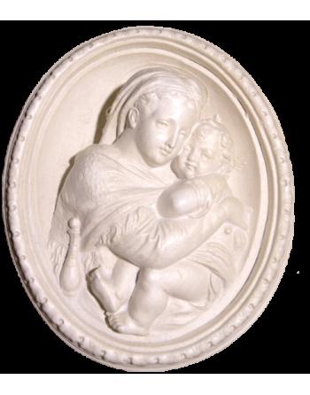 Petit bas-relief de Raphaël