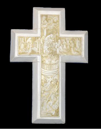 Croix communion tour ivoire