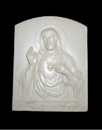 bas-relief du Sacré Cœur