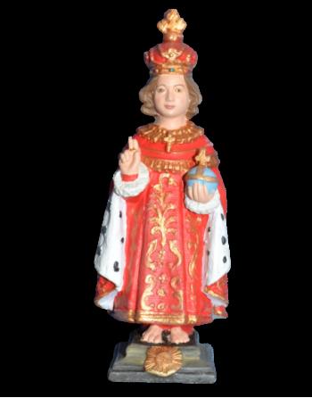 Jésus de Prague 13cm...
