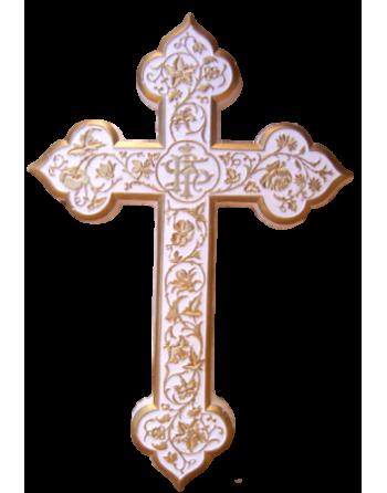 Croix Viterbo dorée