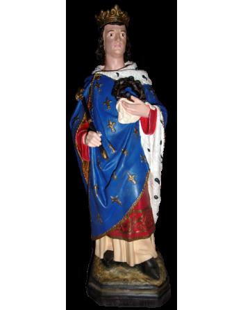 Buste Vierge à l'olive