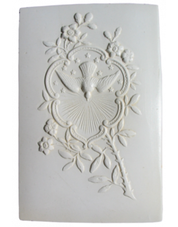 Bas-relief du Saint Esprit