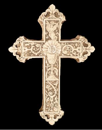 Croix calice