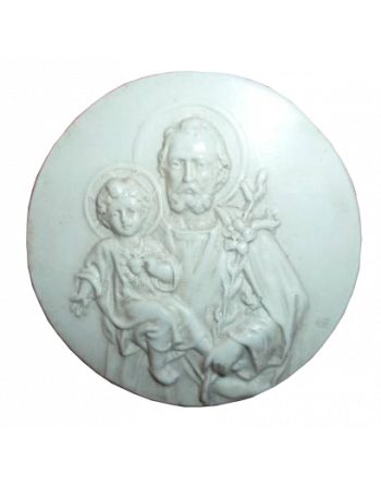 Médaillon st Joseph