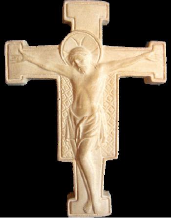 Crucifix San Damiano