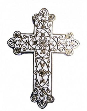 Croix Allegria dorée