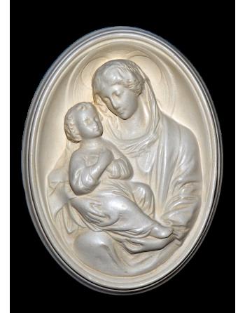 Bas-relief Magnificat